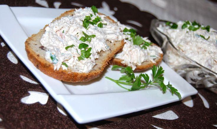 O kuchni z uczuciem : Pasta z tuńczykiem.
