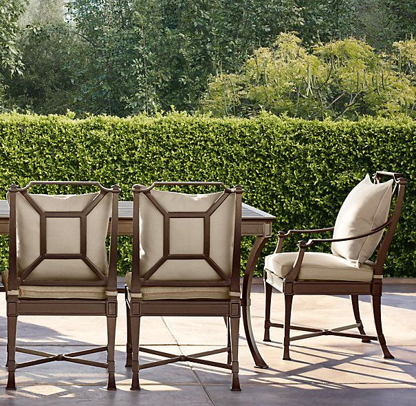 garden ideas pinterest chairs hardware and restoration hardware