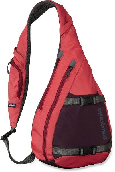 Patagonia Backpack Sling Either Tomato Colored Or Birch