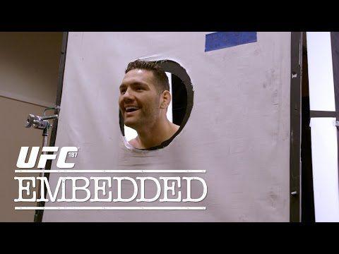 UFC 187 'Embedded' Episode 4