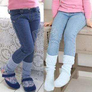 Где купить джинсы для девочек
