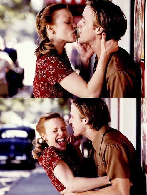Ryan Gosling & Rachel McAdams - The Notebook - Scorpio couple