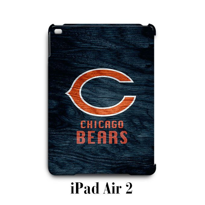 Chicago Bears Style 2 iPad Air 2 Case Cover