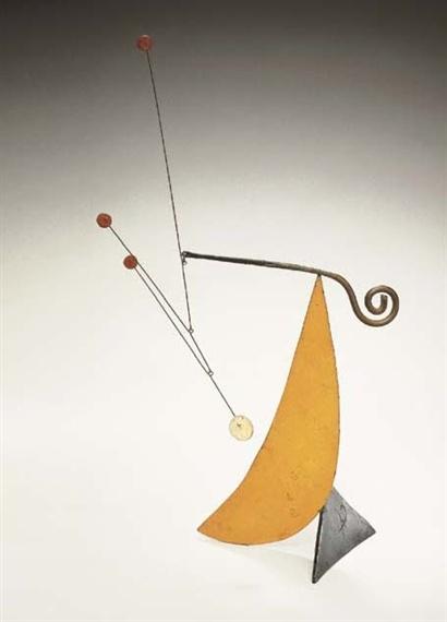 Alexander Calder, The Banana
