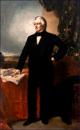 Millard Fillmore and his wife Abigail installed the first library, the first bathtub and the first kitchen stove in the White House.