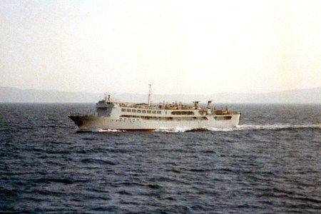 F/B Elli - Piraeus