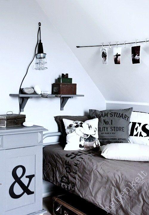 27 best slaapkamer jongens images on pinterest, Deco ideeën