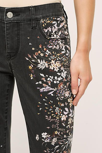 Pilcro Stet Mid-Rise Jeans - anthropologie.com