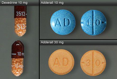 Dexedrine Addiction