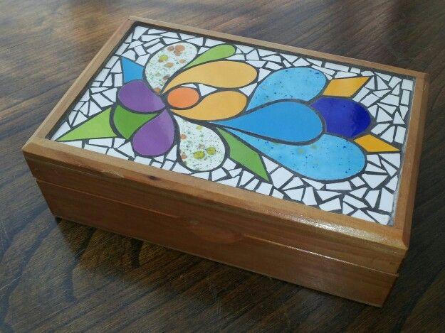 Caja c/ Mosaico