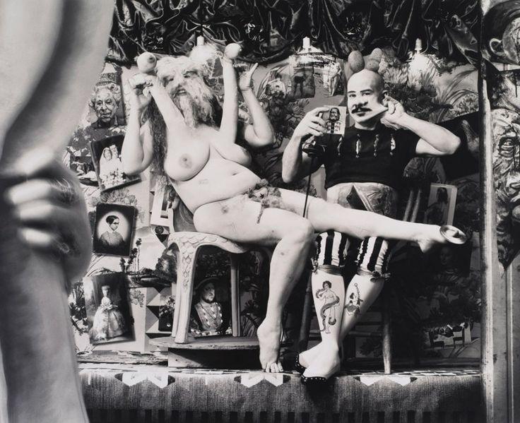 Η σκοτεινή Τέχνη του Witkin δεν ήταν ποτέ για όλους (ΝSFW) Πηγή: www.lifo.gr