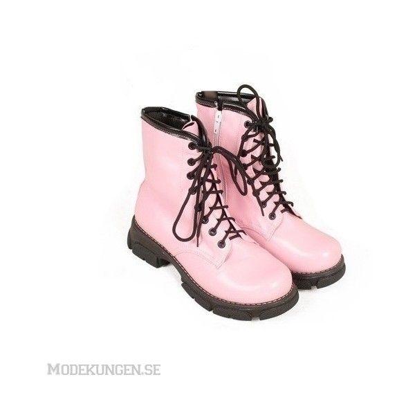 Boots i Dr. Martens-stil found on Polyvore