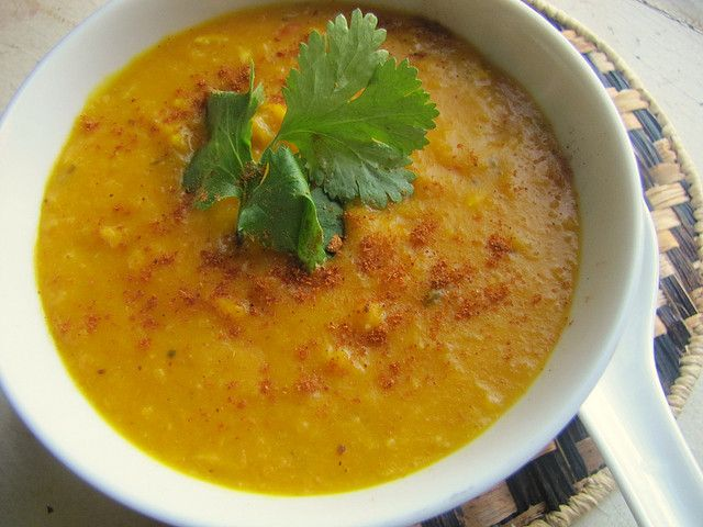 Coconut Curry Butternut Squash Soup | Vegan :: Soups, Stews, and Chil ...
