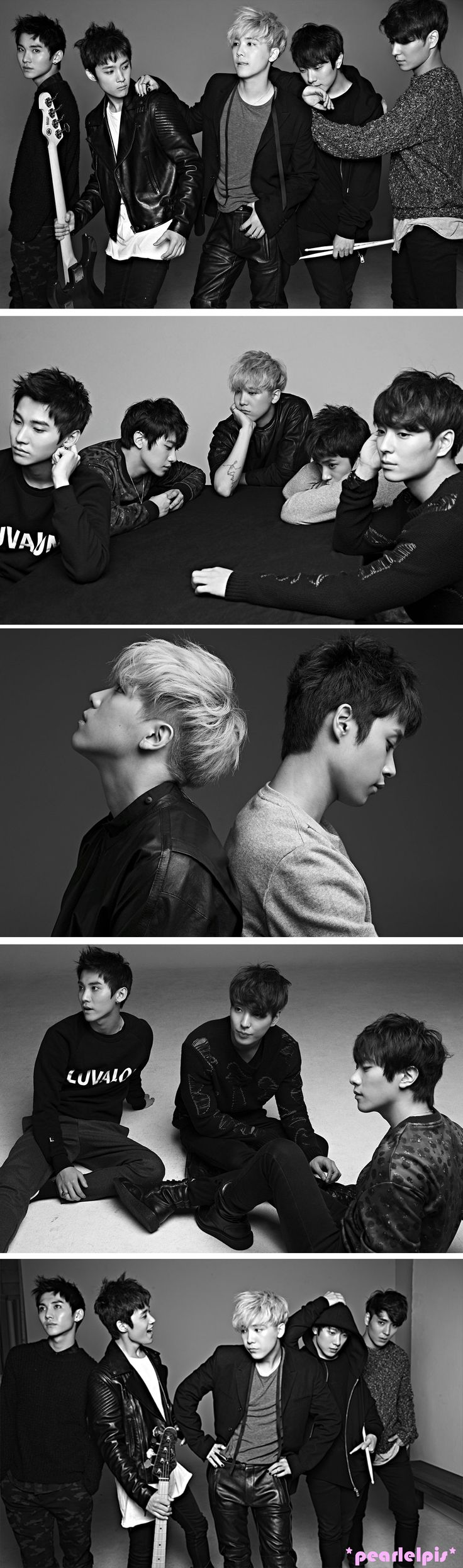 FT Island – The Mood [5th Mini Album] (2013) ~~ lovin' it way tooo much *^*