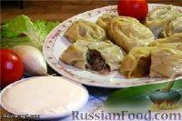 Фото к рецепту: Баоцзы по шаньдунски