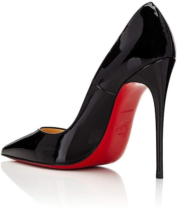 Christian Louboutin Women s So Kate Patent Leather Pumps  e0e34e74ed