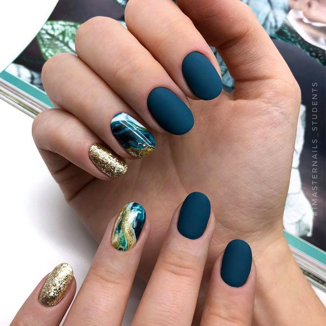 Ways To Rock Designs With Accent Nails