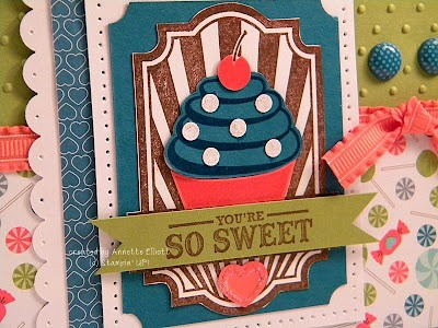 sweet: Sweets, Stampin