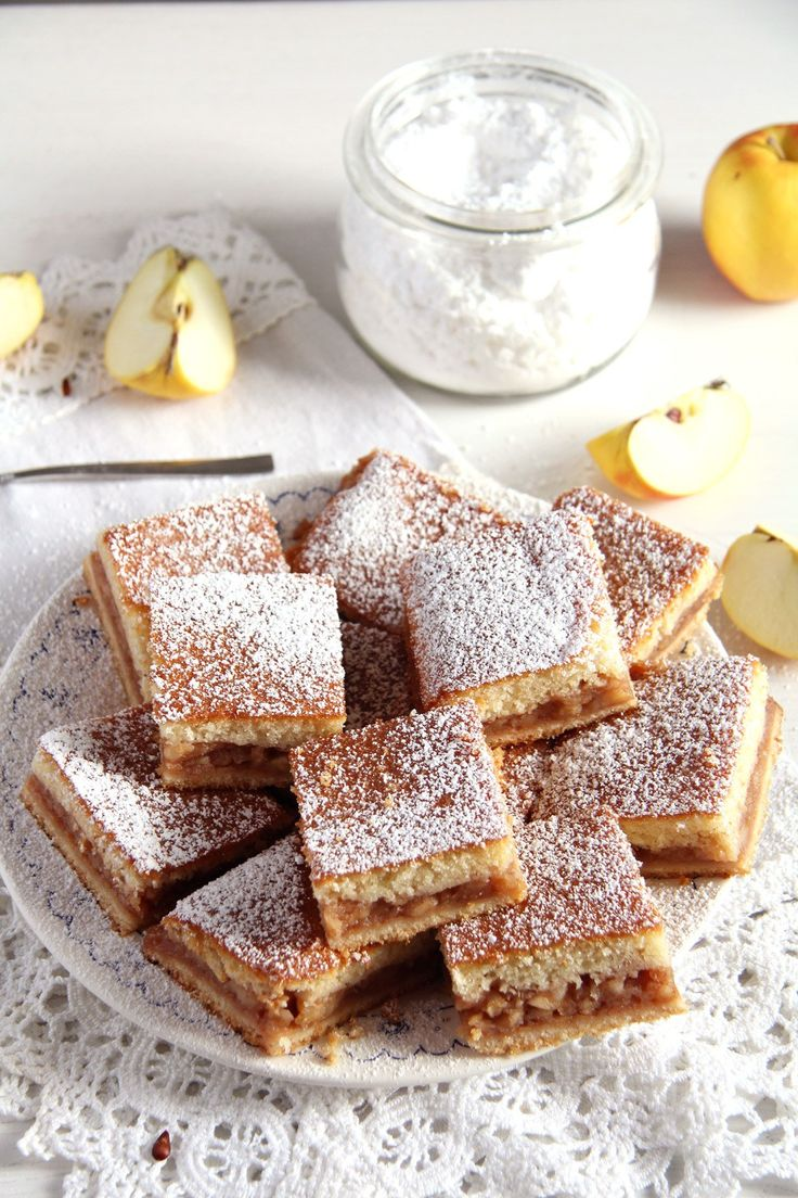 The Softest Apple Cake