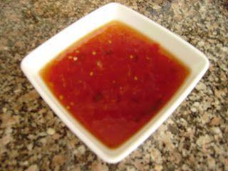Compota de tomate, gengibre e malagueta - Receita Petitchef