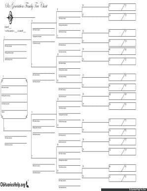 Fill Fillable Family Tree, download blank or editable online. Sign, fax and printable from PC, iPad, tablet or mobile with PDFfiller ✔ Instantly ✔ No software. Try Now!
