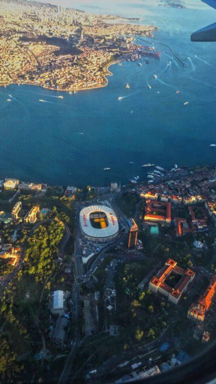 Besiktas Stadium / Vodafone Arena
