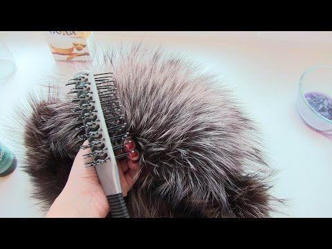 Мастер-класс: Как сшить шапку из старого песцового воротника /DIY fur hat from an old fur - YouTube