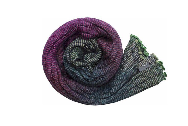 AVALANCHE | McKernan Woollen Mills | Handmade Scarves | Made in Ireland | Irish Design