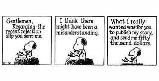 .Peanut, Rejects Letters, Book, Funny Stuff, Writing Stuff, Humor, Writing Life, Writers Life, Snoopy