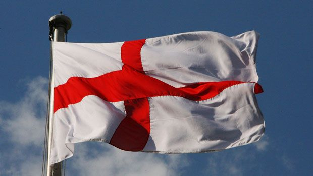 "St George's Day: why England won't celebrate its patron saint: ""Research carried out in 2013 by the think tank British Future suggested that many English people are ""nervous"" about celebrating St George's Day. The poll, published by the Daily Telegraph, found that many English people are concerned that national symbols like the St George's Cross flag may be interpreted as racist."""