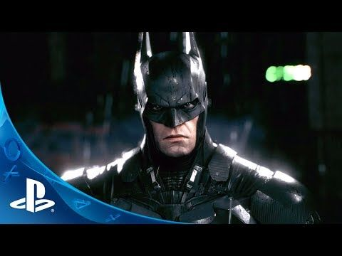 """▶ Official Batman: Arkham Knight Gameplay Trailer - """"Evening The Odds"""" - Released june 2nd 2015 -YouTube"""