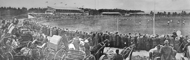 Football Geelong 1912