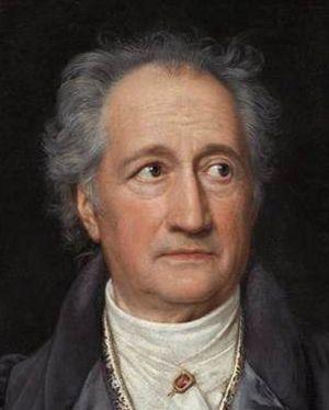 Johann Wolfgang von Goethe - 'Germany's Shakespeare'