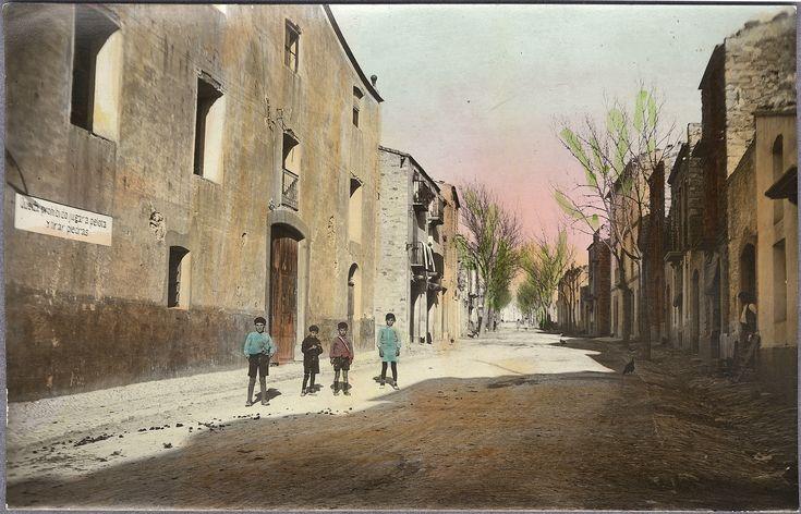 Calle de la Fuente : Albocácer. (s.a.) - Anónimo