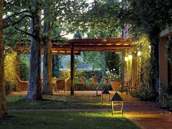 Ga 24 casa campagna giardino intimo 595 446 for Disegni cortile anteriore per semplice casa ranch
