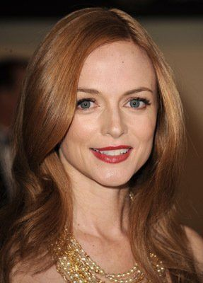 Heather Graham -Actress - The Hangover - born in Milwaukee, WI