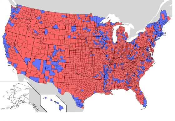 US_presidential_election_2004_results_by_county-e13485745988081.jpeg (560×386)