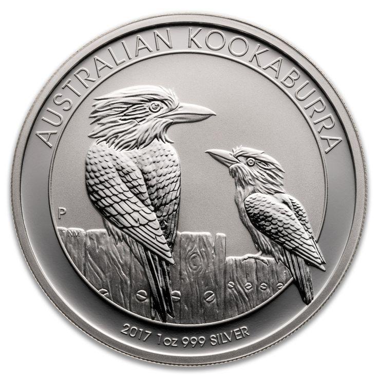 2017 Australian Silver Kookaburra 1 oz