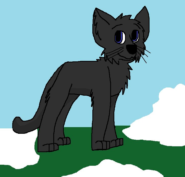 Warrior Cats Dawn Of The Clans Fanart: Warriors, Dawn Of The Clans: Gray
