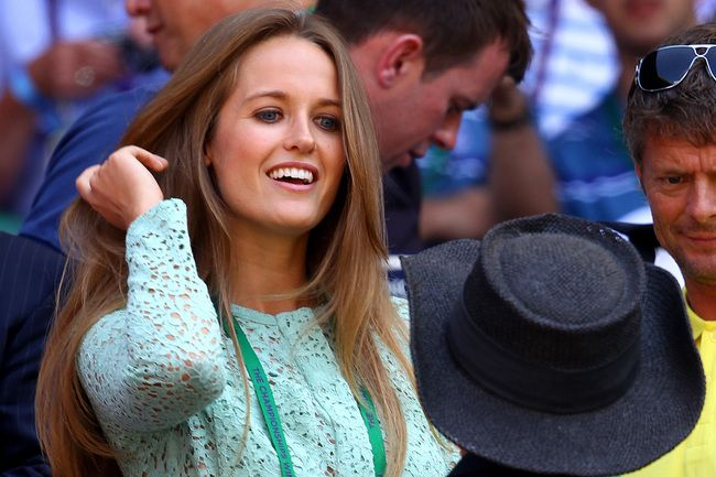 A fixture on our televisions during the tournament, Kim Sears is quickly becoming a household name on this side of the pond, too. Here's everything you need to know about Andy Murray's girlfriend.
