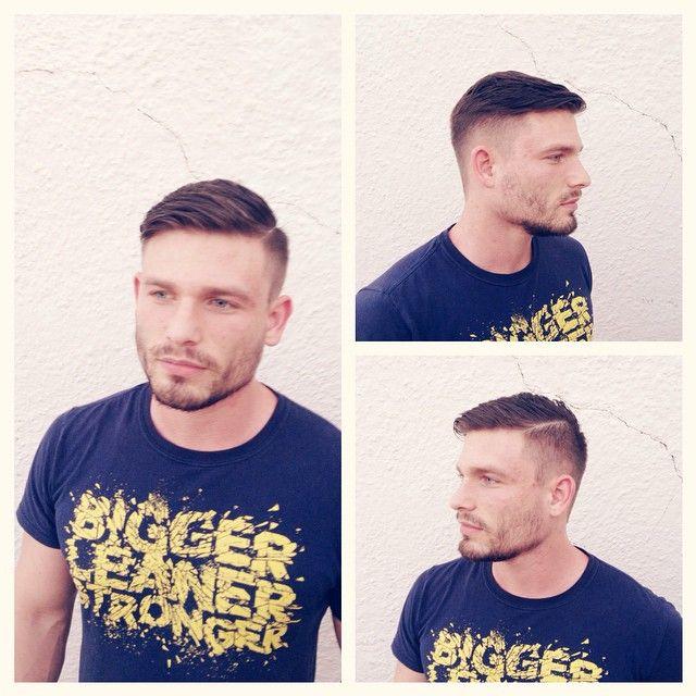 Blumberrrrrrgzzz! @em_blumberg #hair #haircut #menshair #menshaircut…