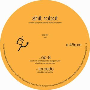 Shit Robot - OB-8 (File, MP3) at Discogs