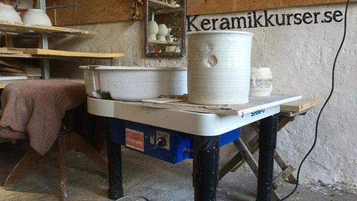 Inspiration från Keramikverkstan