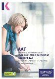 Indirect Tax: Qualifications and credit framework ; level 3 diploma in accounting I Find it on the shelf: 657 I Chaffron Way
