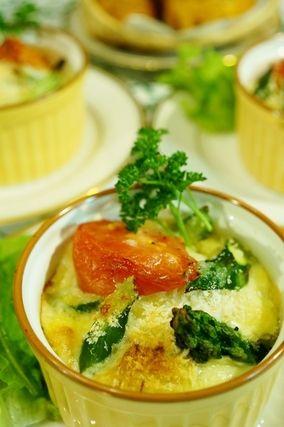【牛丼の具で アスパラ・ポテチーココット】すき家 牛丼の具当選です!!|レシピブログ