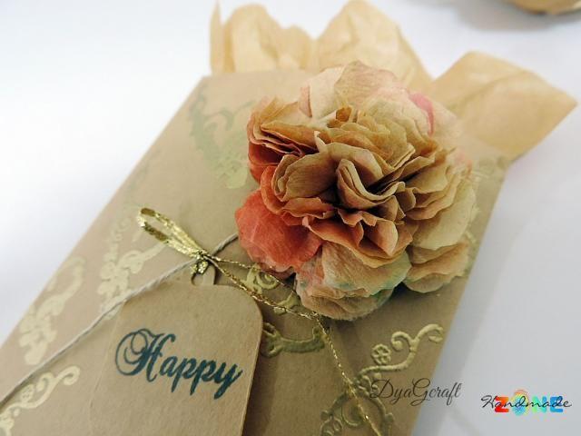 Plicuri marturii/bijuterii Floral Style
