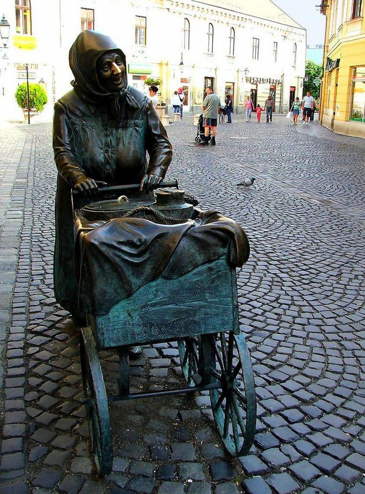 """Aunt Katie"" - Székesfehérvár, Hungary"