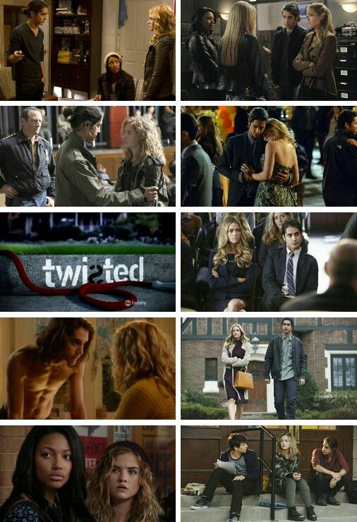 Twisted ABC Family Jo x Danny