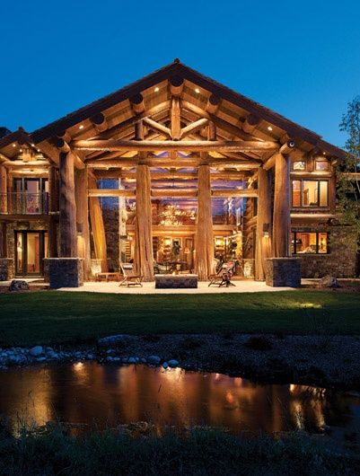 9 Best Images About Rustic And Elegant Exteriors On