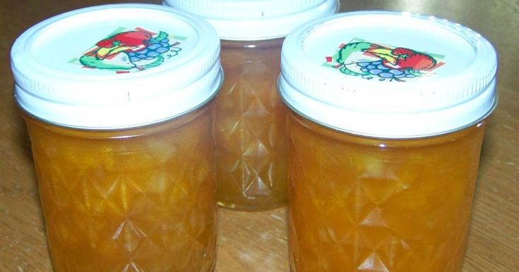 2 Kids and Tired Cooks: Apricot-Pineapple Jam